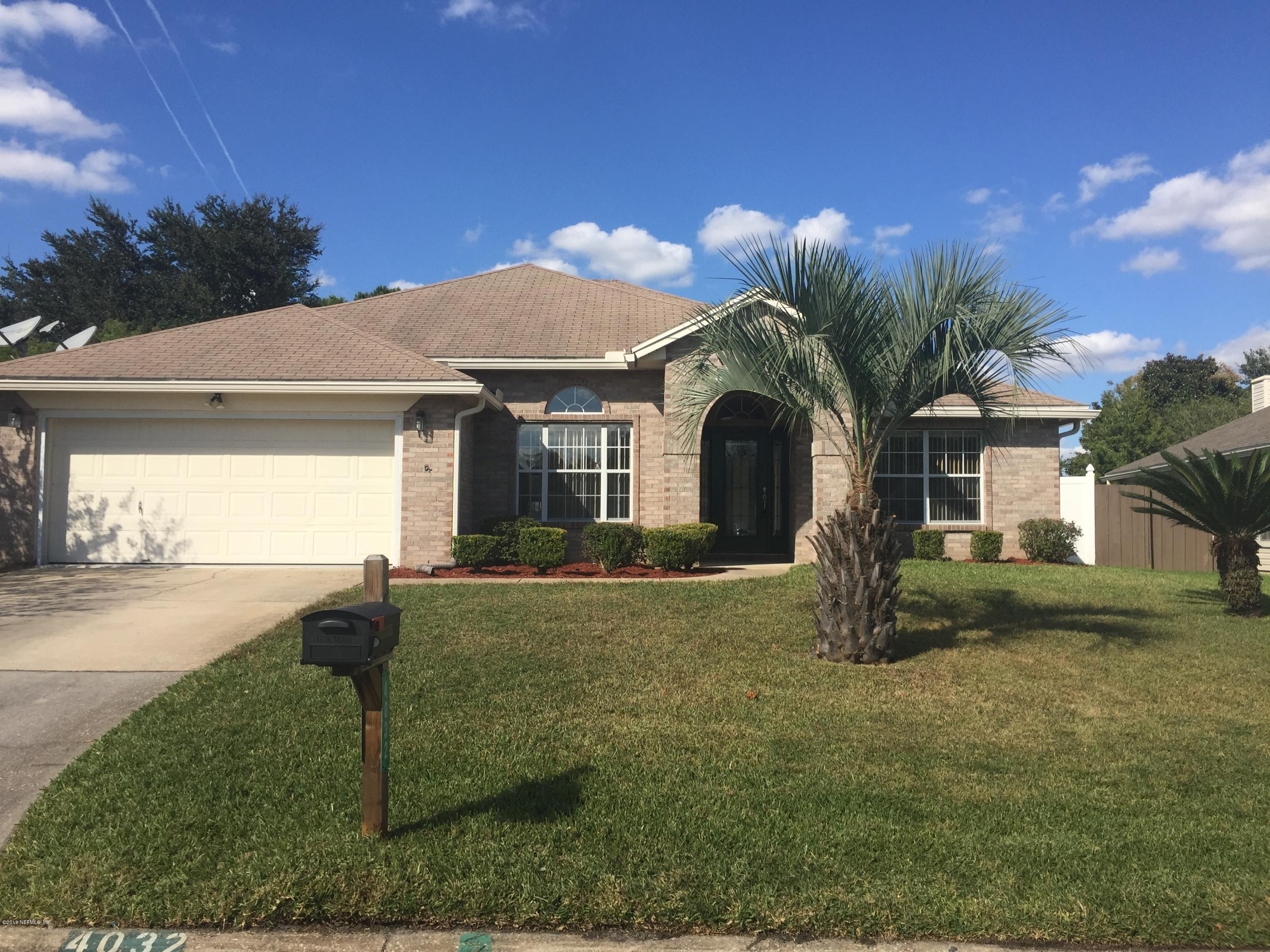 4032 SAVANNAH GLEN, ORANGE PARK, FLORIDA 32073, 3 Bedrooms Bedrooms, ,2 BathroomsBathrooms,Residential - single family,For sale,SAVANNAH GLEN,965111