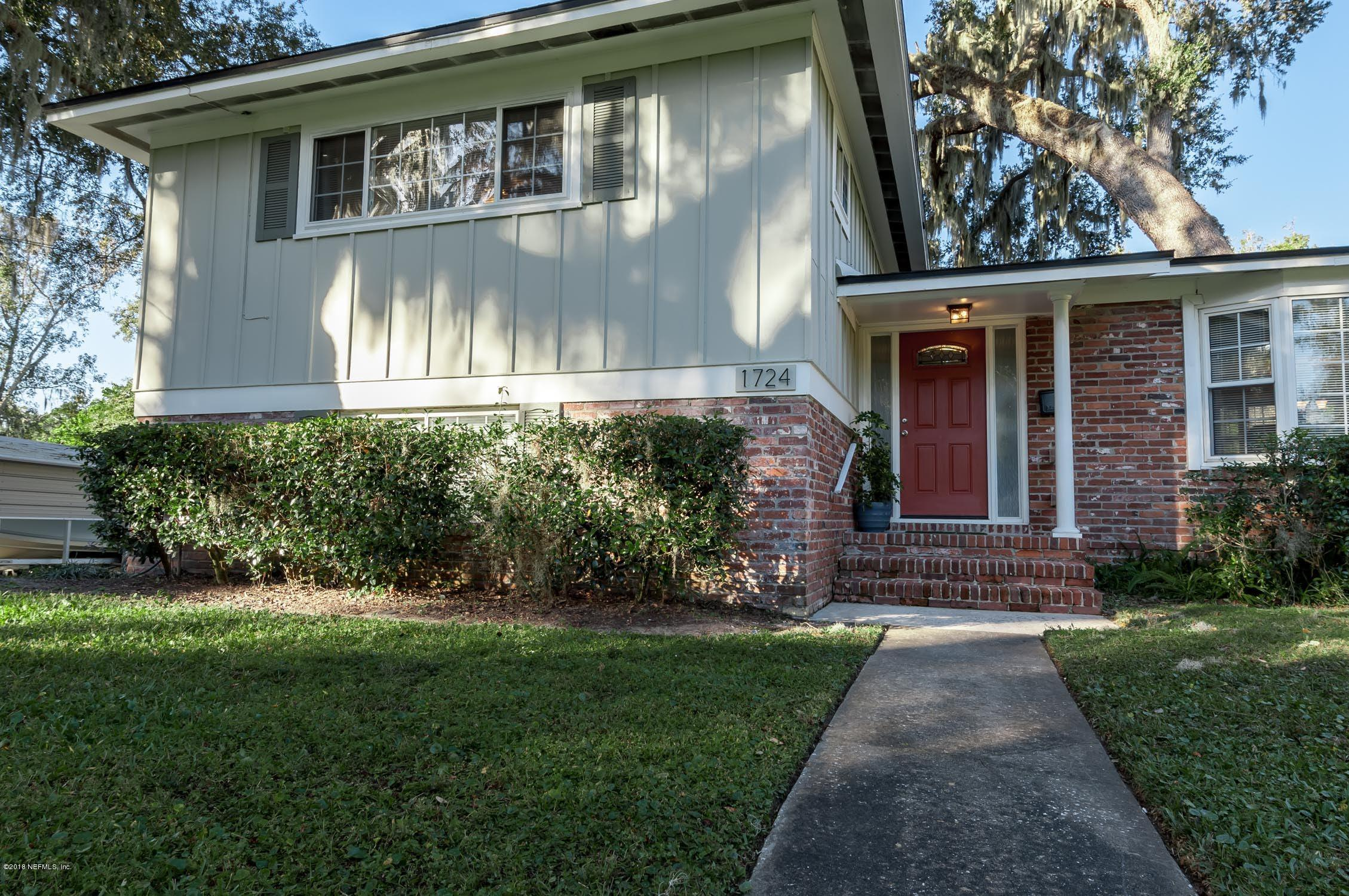 1724 ORMOND, JACKSONVILLE, FLORIDA 32225, 3 Bedrooms Bedrooms, ,2 BathroomsBathrooms,Residential - single family,For sale,ORMOND,965133