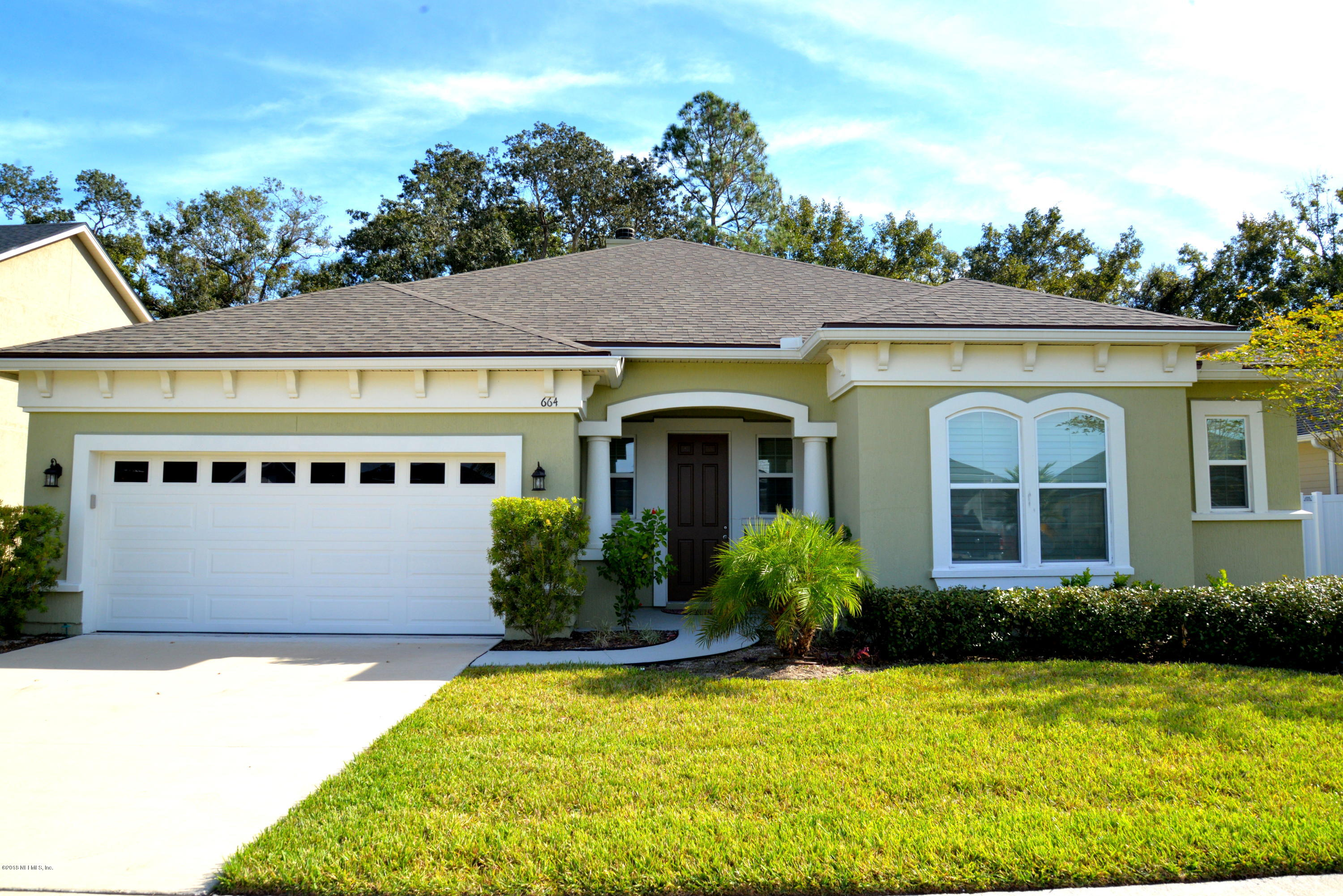 664 MONTIANO, ST AUGUSTINE, FLORIDA 32084, 3 Bedrooms Bedrooms, ,2 BathroomsBathrooms,Residential - single family,For sale,MONTIANO,965139