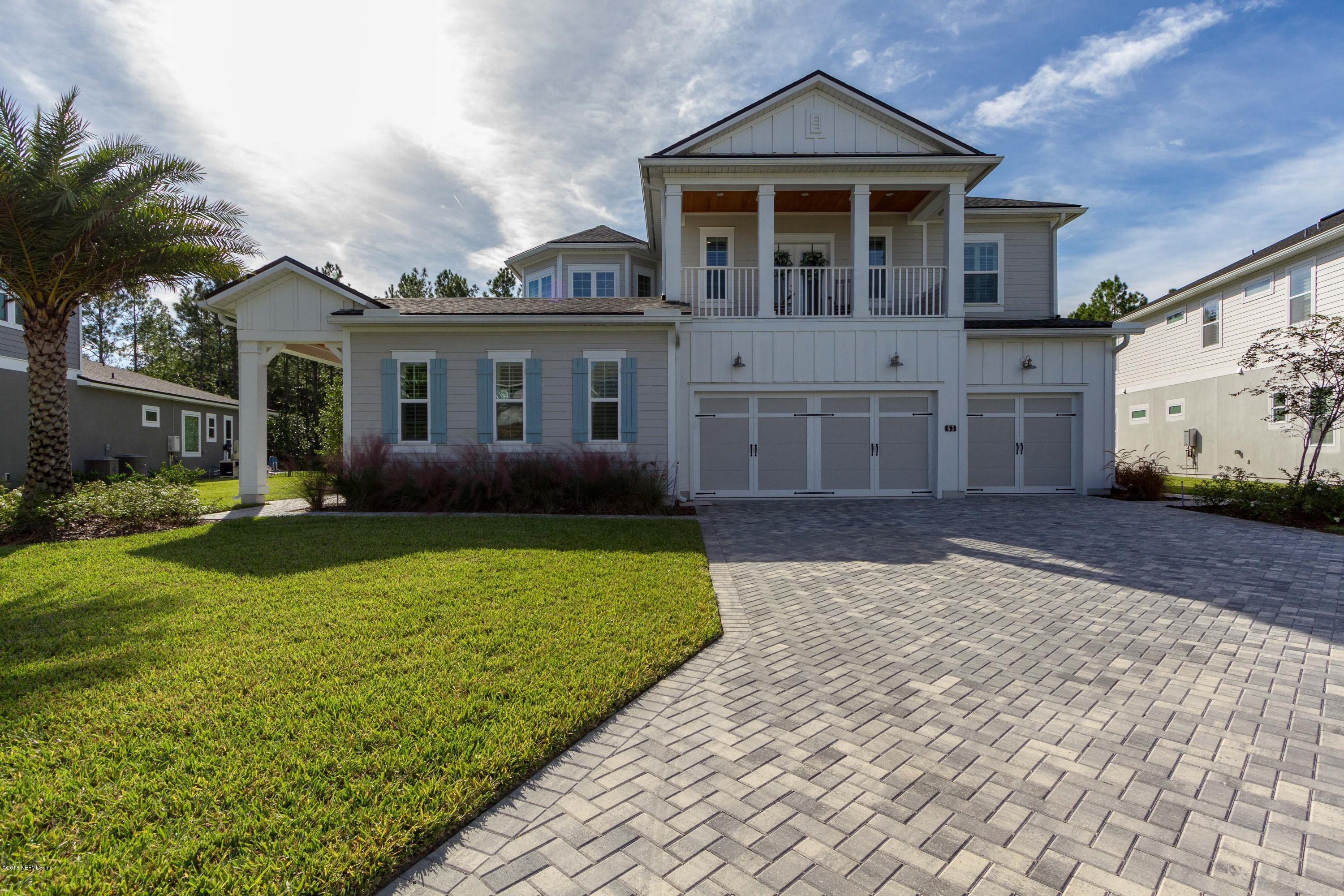 63 BLUE SKY, ST JOHNS, FLORIDA 32259, 5 Bedrooms Bedrooms, ,3 BathroomsBathrooms,Residential - single family,For sale,BLUE SKY,965018