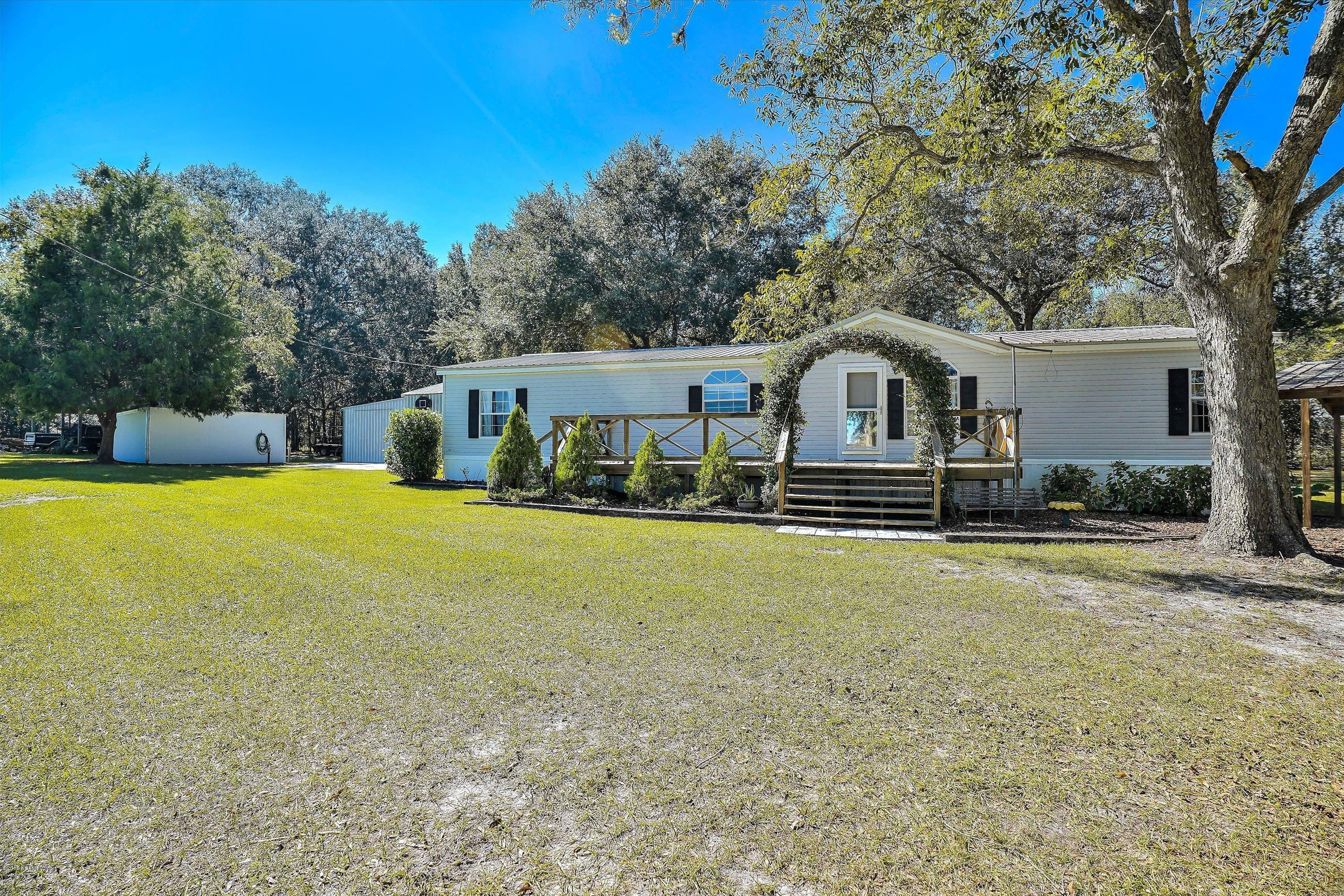 17172 44TH, LIVE OAK, FLORIDA 32060, 3 Bedrooms Bedrooms, ,2 BathroomsBathrooms,Residential - mobile home,For sale,44TH,964985