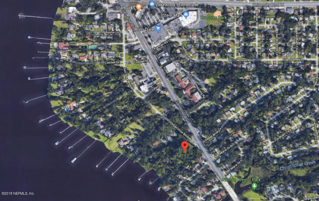 6420 L2 SAN JOSE, JACKSONVILLE, FLORIDA 32217, ,Vacant land,For sale,SAN JOSE,964780