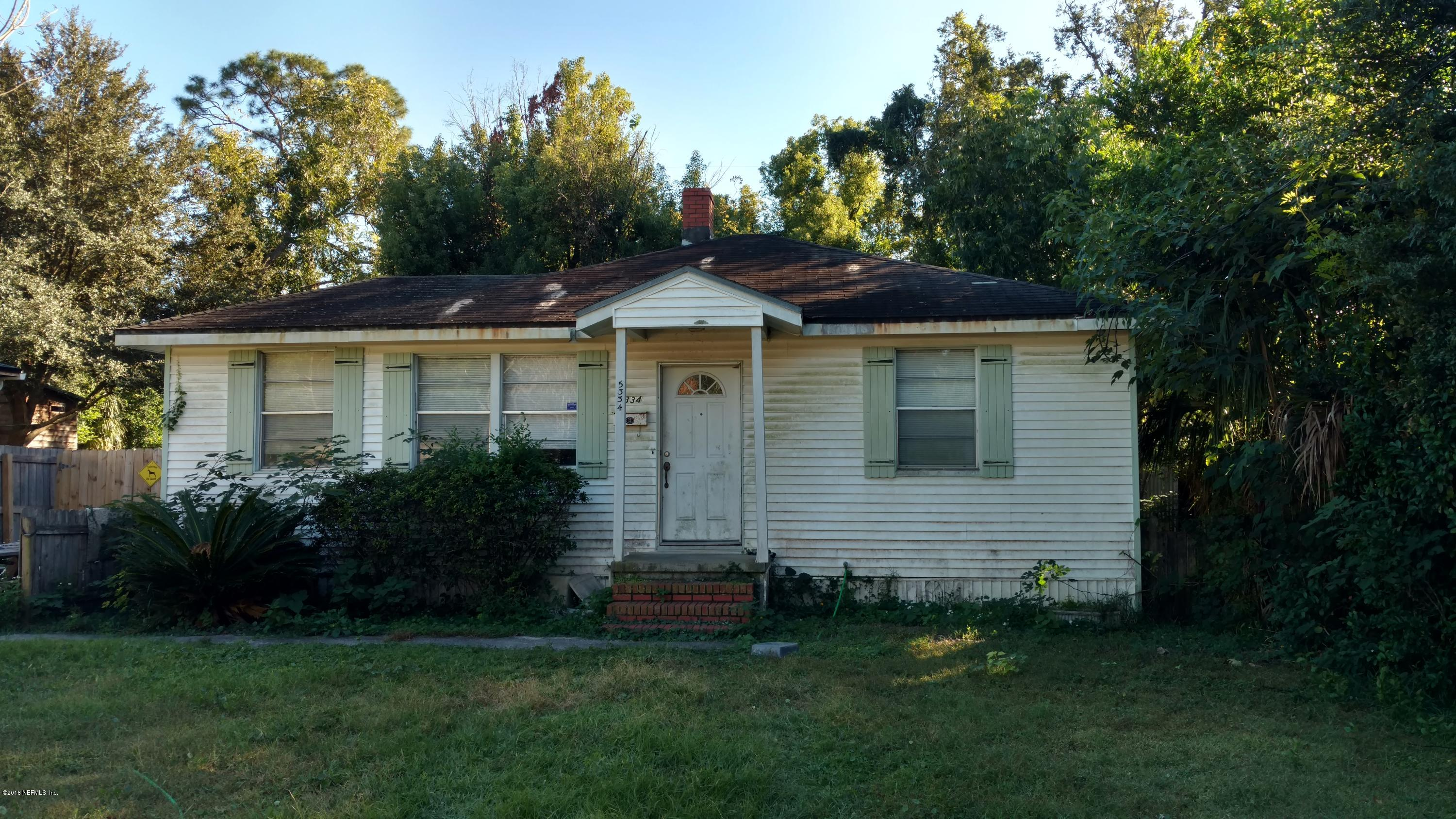 5334 LEXINGTON, JACKSONVILLE, FLORIDA 32210, 2 Bedrooms Bedrooms, ,1 BathroomBathrooms,Residential - single family,For sale,LEXINGTON,965177