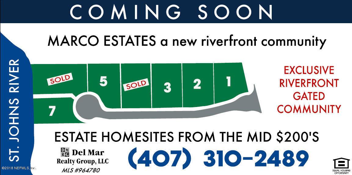 6420 L1 SAN JOSE, JACKSONVILLE, FLORIDA 32217, ,Vacant land,For sale,SAN JOSE,965227