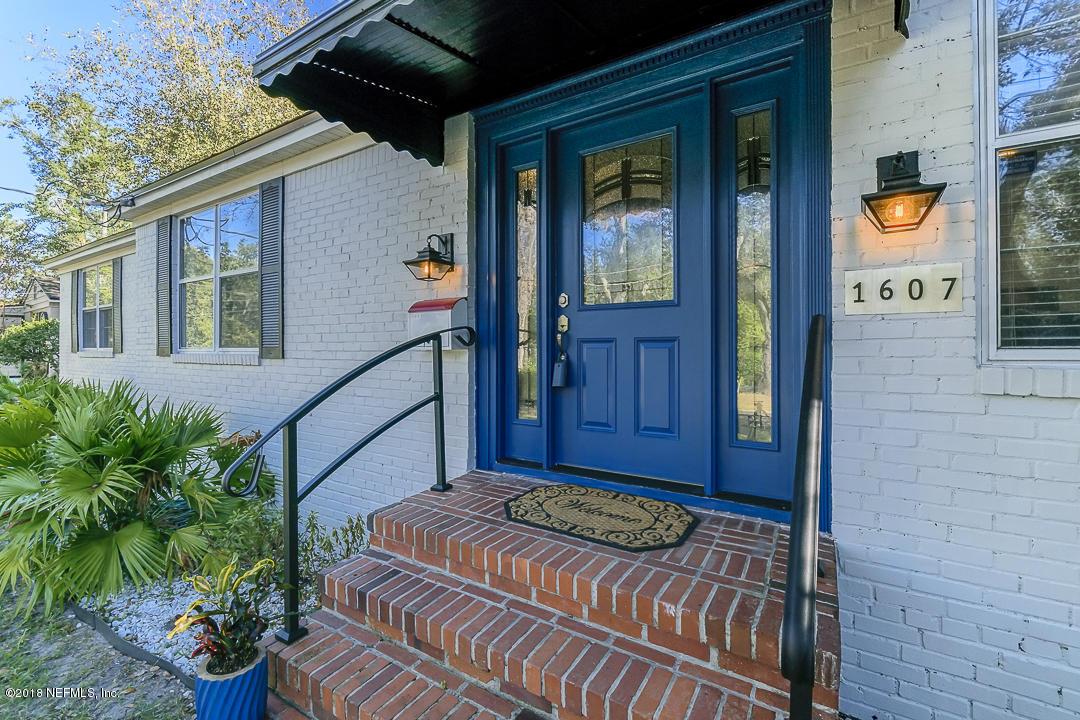1607 GERALDINE, JACKSONVILLE, FLORIDA 32205, 4 Bedrooms Bedrooms, ,2 BathroomsBathrooms,Residential - single family,For sale,GERALDINE,949374