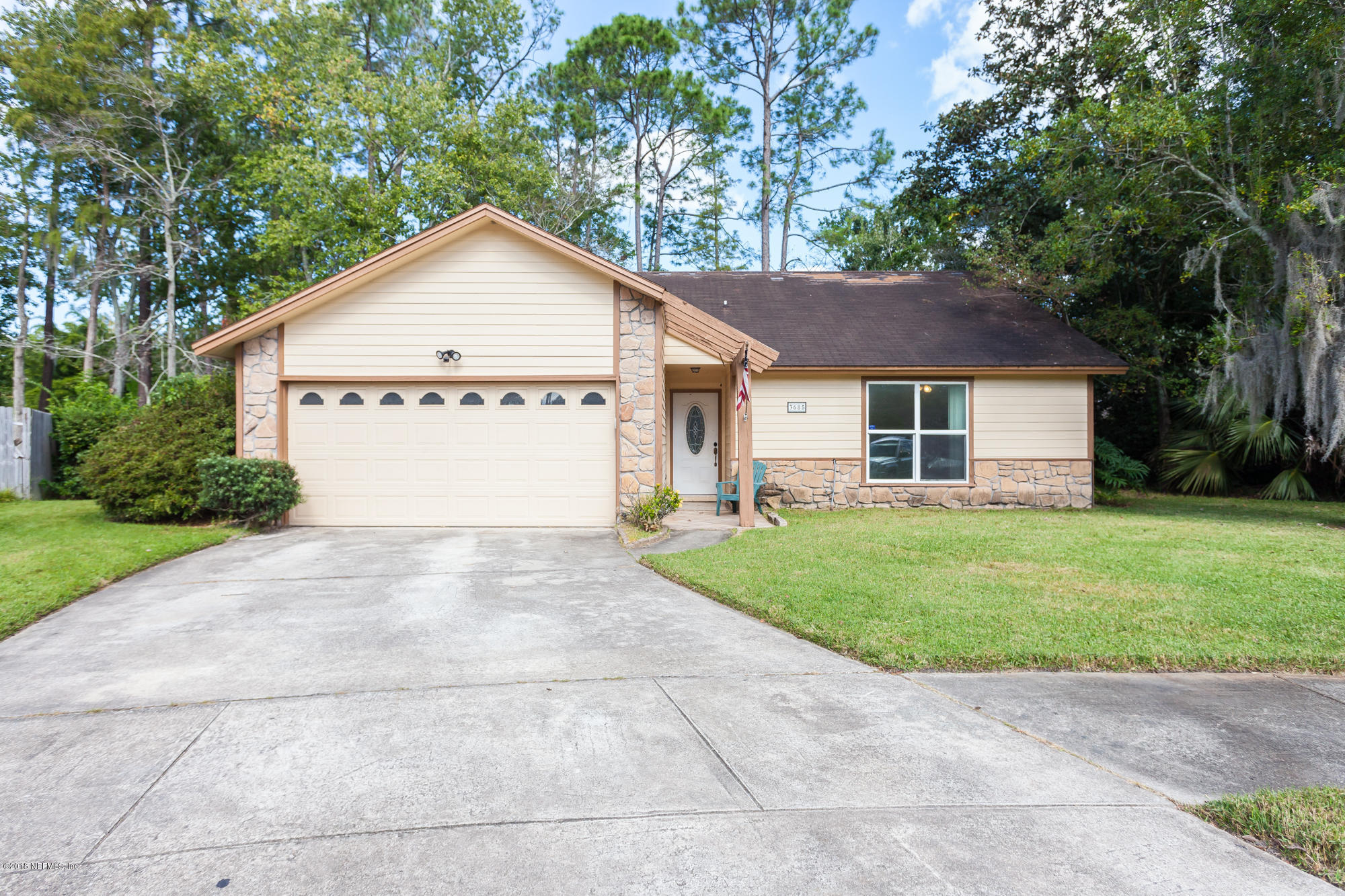 3685 WOOD BRANCH, JACKSONVILLE, FLORIDA 32257, 3 Bedrooms Bedrooms, ,2 BathroomsBathrooms,Residential - single family,For sale,WOOD BRANCH,964879