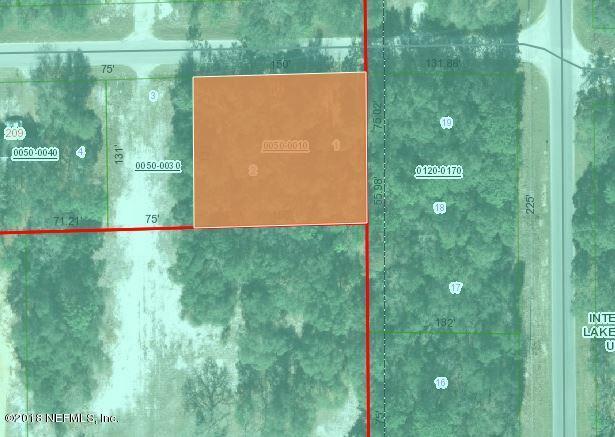 0 LANCASTER, INTERLACHEN, FLORIDA 32148, ,Vacant land,For sale,LANCASTER,965258