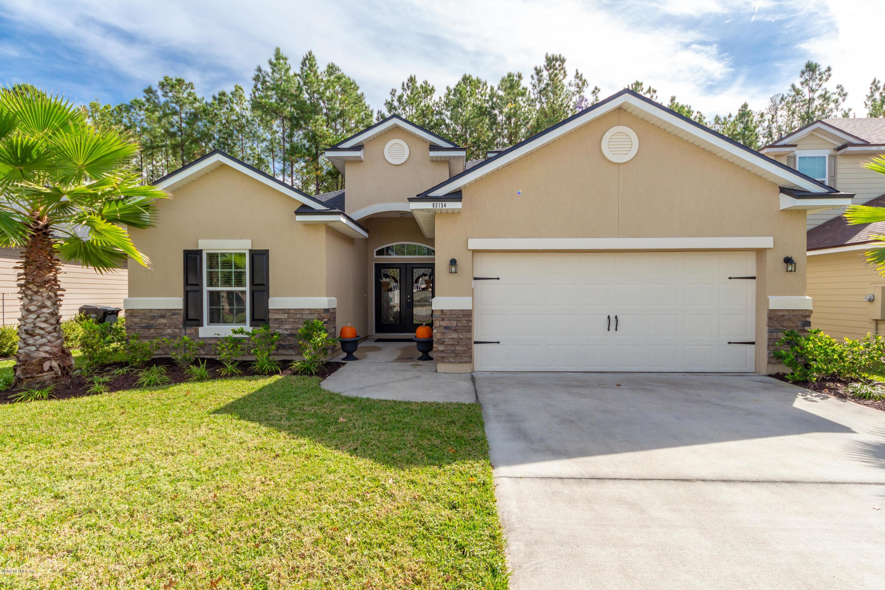 83134 PURPLE MARTIN, YULEE, FLORIDA 32097, 4 Bedrooms Bedrooms, ,3 BathroomsBathrooms,Residential - single family,For sale,PURPLE MARTIN,965276