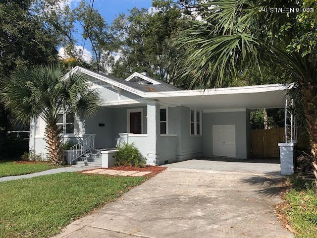 1155 TALBOT, JACKSONVILLE, FLORIDA 32205, 3 Bedrooms Bedrooms, ,2 BathroomsBathrooms,Residential - single family,For sale,TALBOT,965259
