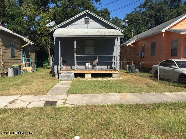 415 JESSIE, JACKSONVILLE, FLORIDA 32206, 2 Bedrooms Bedrooms, ,1 BathroomBathrooms,Residential - single family,For sale,JESSIE,965280