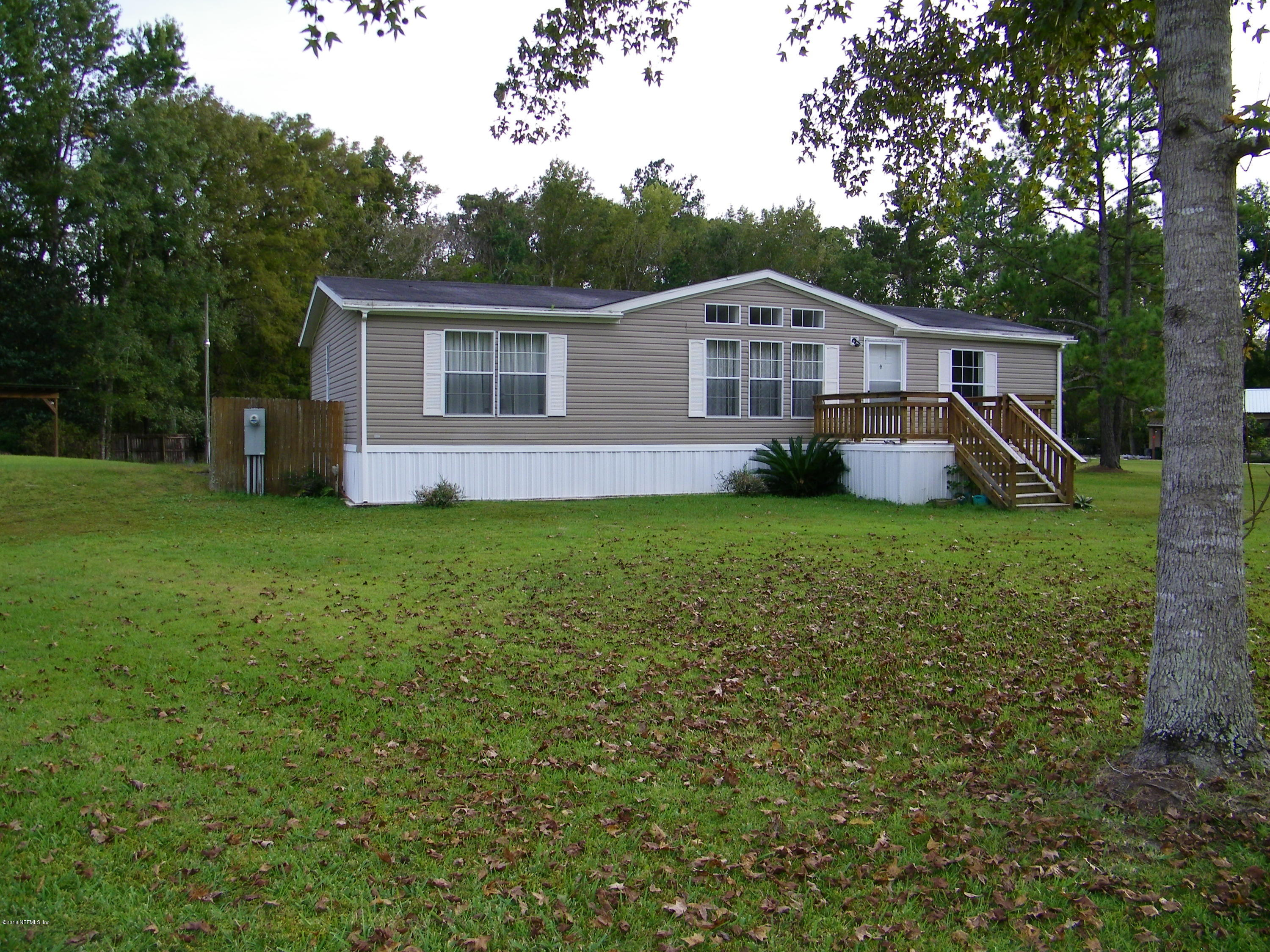 106 ROSS, SATSUMA, FLORIDA 32189, 3 Bedrooms Bedrooms, ,2 BathroomsBathrooms,Residential - mobile home,For sale,ROSS,965294