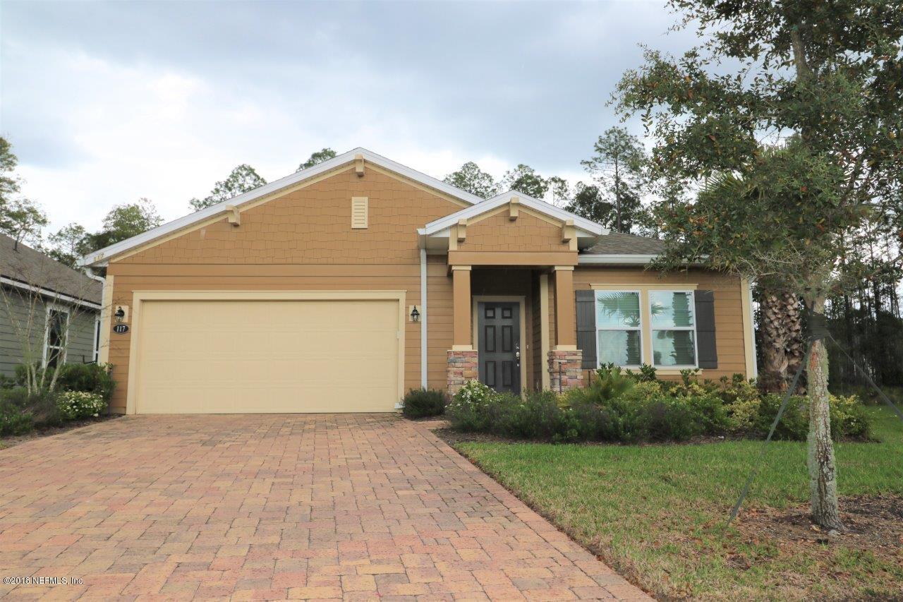 117 ASPEN LEAF, JACKSONVILLE, FLORIDA 32256, 3 Bedrooms Bedrooms, ,2 BathroomsBathrooms,Residential - single family,For sale,ASPEN LEAF,965355