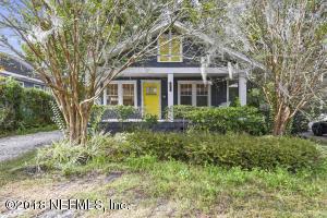 Photo of 3817 Valencia Rd, Jacksonville, Fl 32205 - MLS# 963212