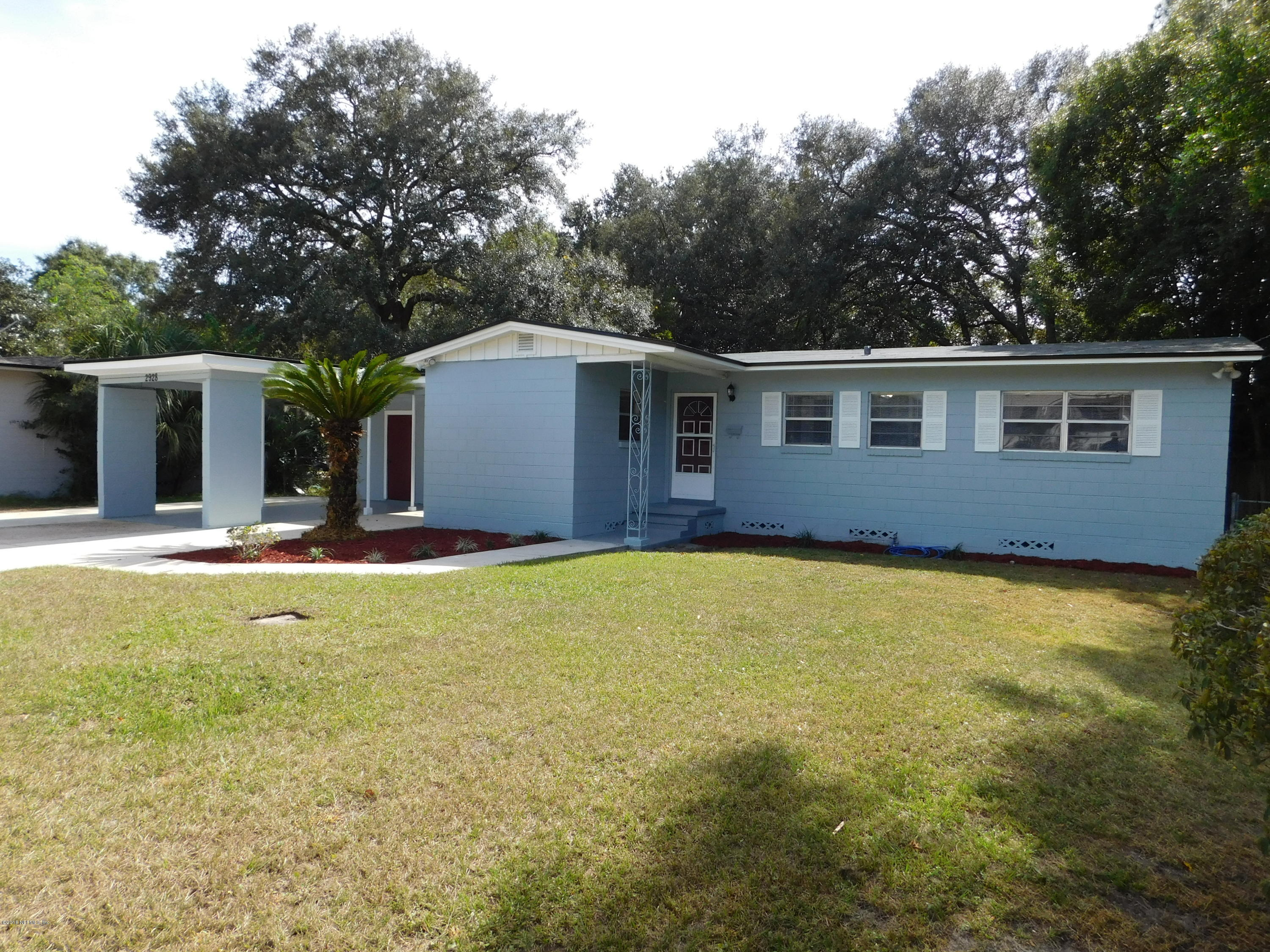 2928 Van Gundy, JACKSONVILLE, FLORIDA 32208, 3 Bedrooms Bedrooms, ,1 BathroomBathrooms,Residential - single family,For sale,Van Gundy,965306