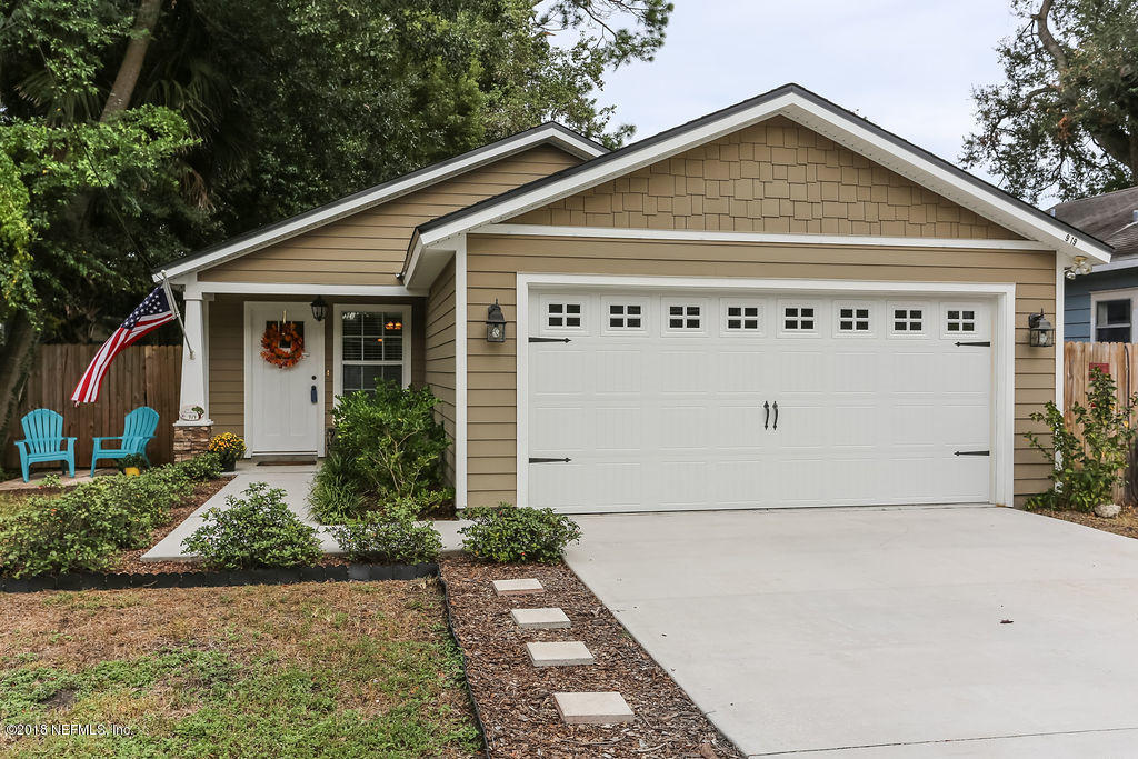 919 INGLESIDE, JACKSONVILLE, FLORIDA 32205, 3 Bedrooms Bedrooms, ,2 BathroomsBathrooms,Residential - single family,For sale,INGLESIDE,965348