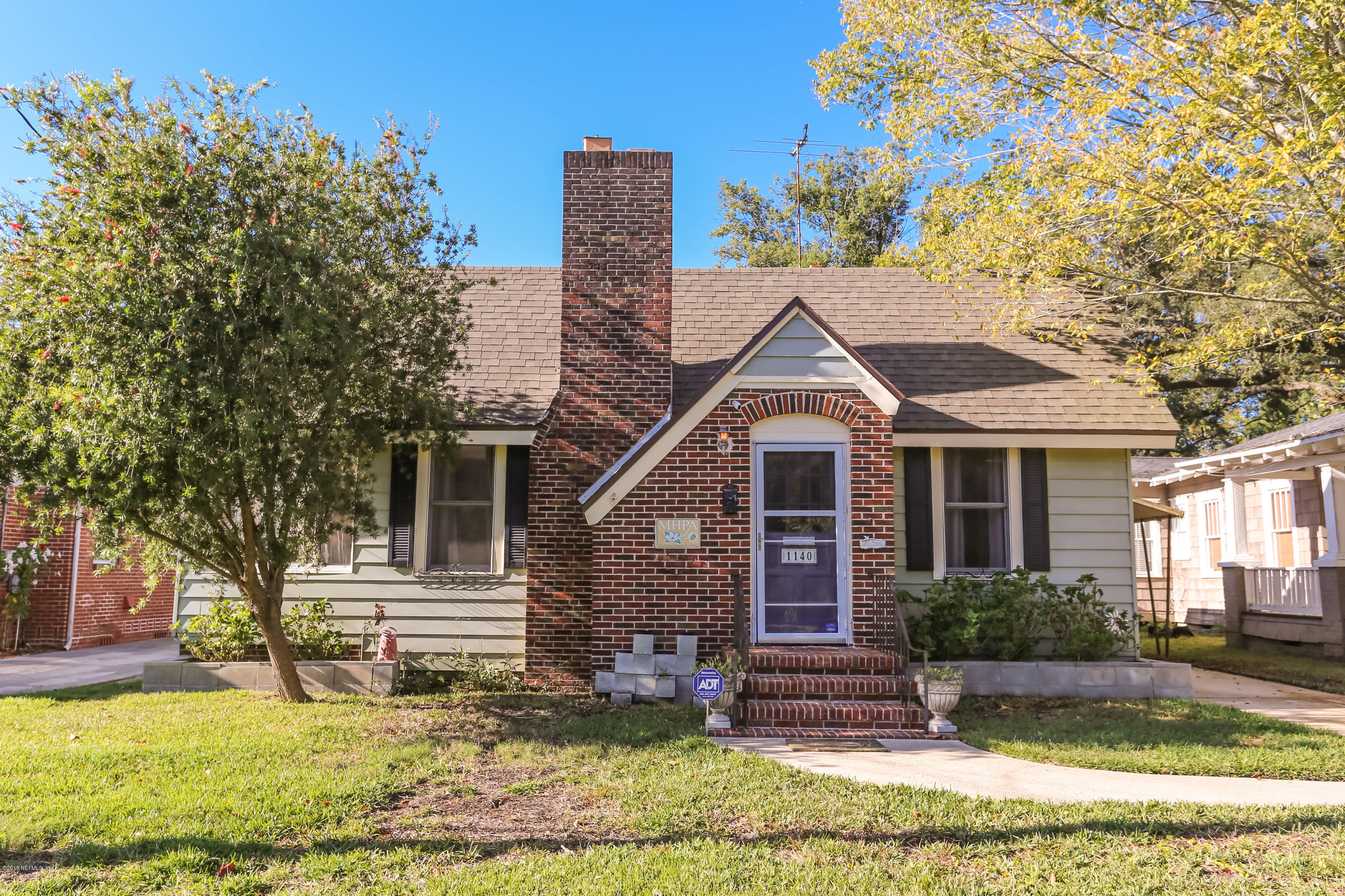 1140 INGLESIDE, JACKSONVILLE, FLORIDA 32205, 3 Bedrooms Bedrooms, ,2 BathroomsBathrooms,Residential - single family,For sale,INGLESIDE,965360