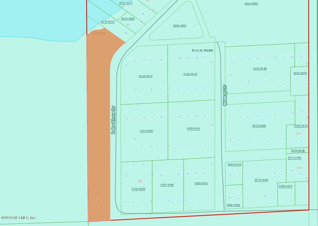 0000 LAKE SHORE, INTERLACHEN, FLORIDA 32148, ,Vacant land,For sale,LAKE SHORE,934634