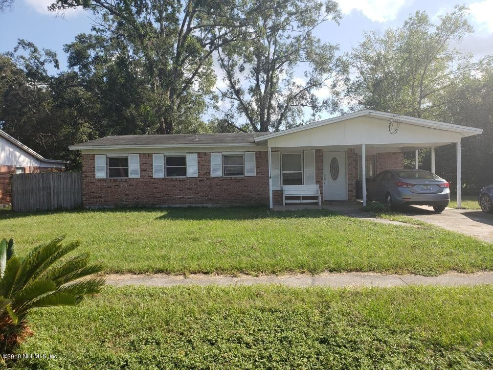 7424 DEEPWOOD, JACKSONVILLE, FLORIDA 32244, 3 Bedrooms Bedrooms, ,2 BathroomsBathrooms,Residential - single family,For sale,DEEPWOOD,965386