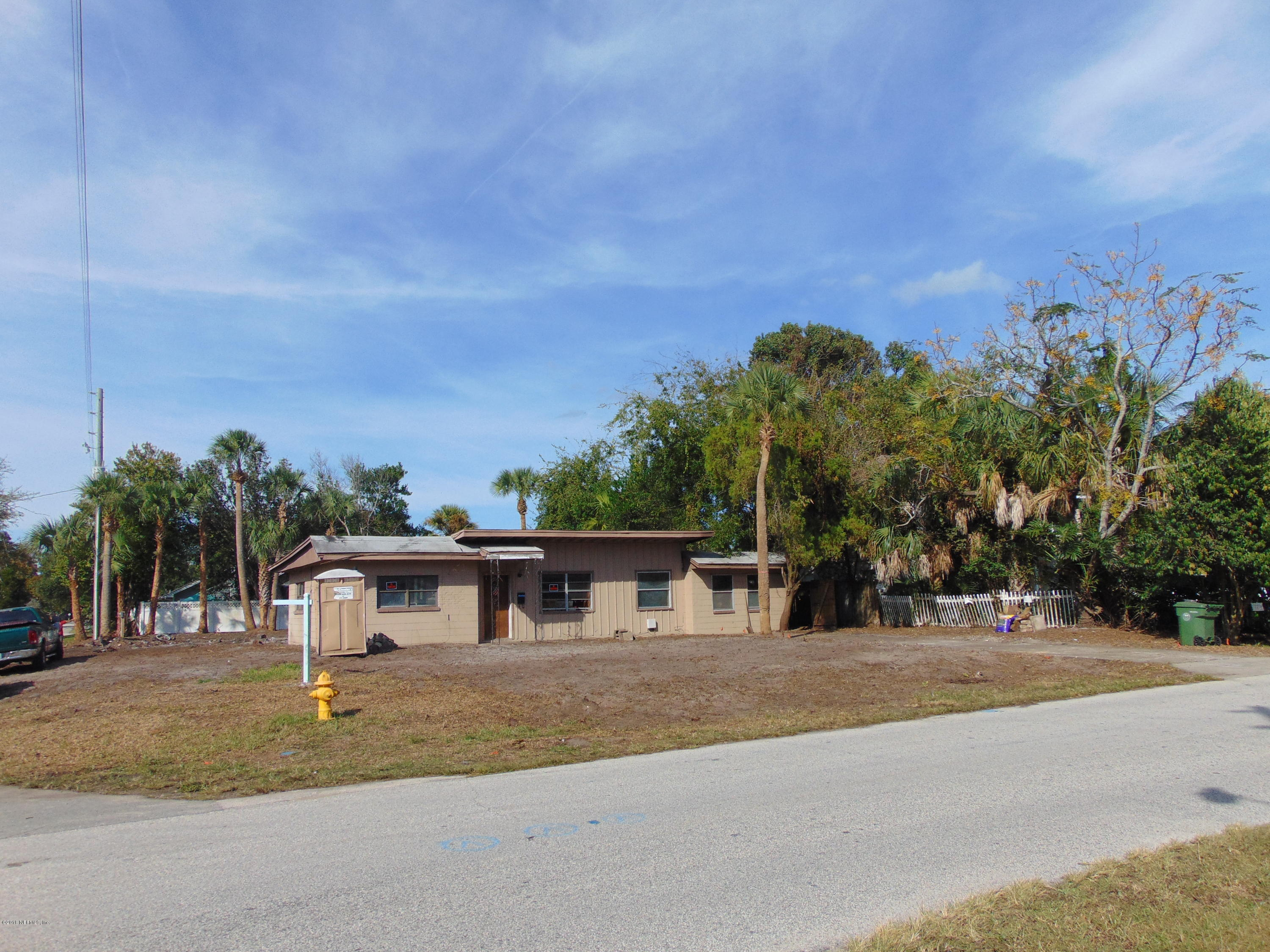 635 4TH, JACKSONVILLE BEACH, FLORIDA 32250, 3 Bedrooms Bedrooms, ,1 BathroomBathrooms,Residential - single family,For sale,4TH,965391