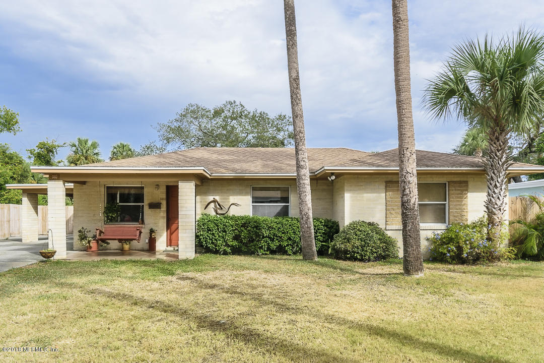 560 MYRA, NEPTUNE BEACH, FLORIDA 32266, 3 Bedrooms Bedrooms, ,2 BathroomsBathrooms,Residential - single family,For sale,MYRA,965440