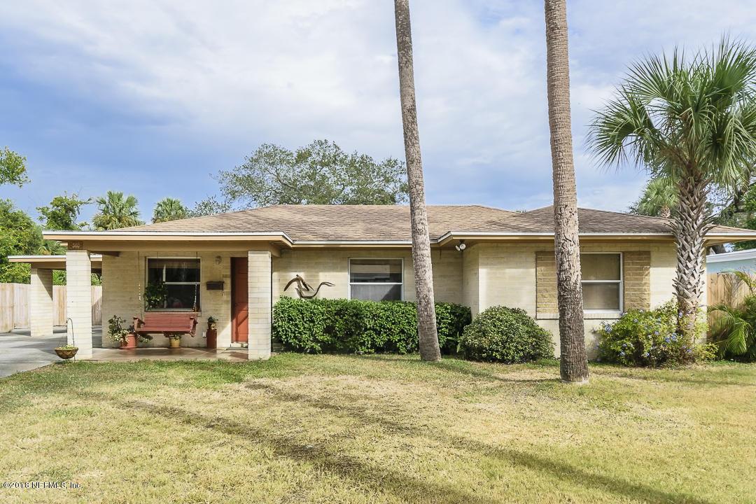 560 MYRA, NEPTUNE BEACH, FLORIDA 32266, 3 Bedrooms Bedrooms, ,2 BathroomsBathrooms,Residential - single family,For sale,MYRA,965440