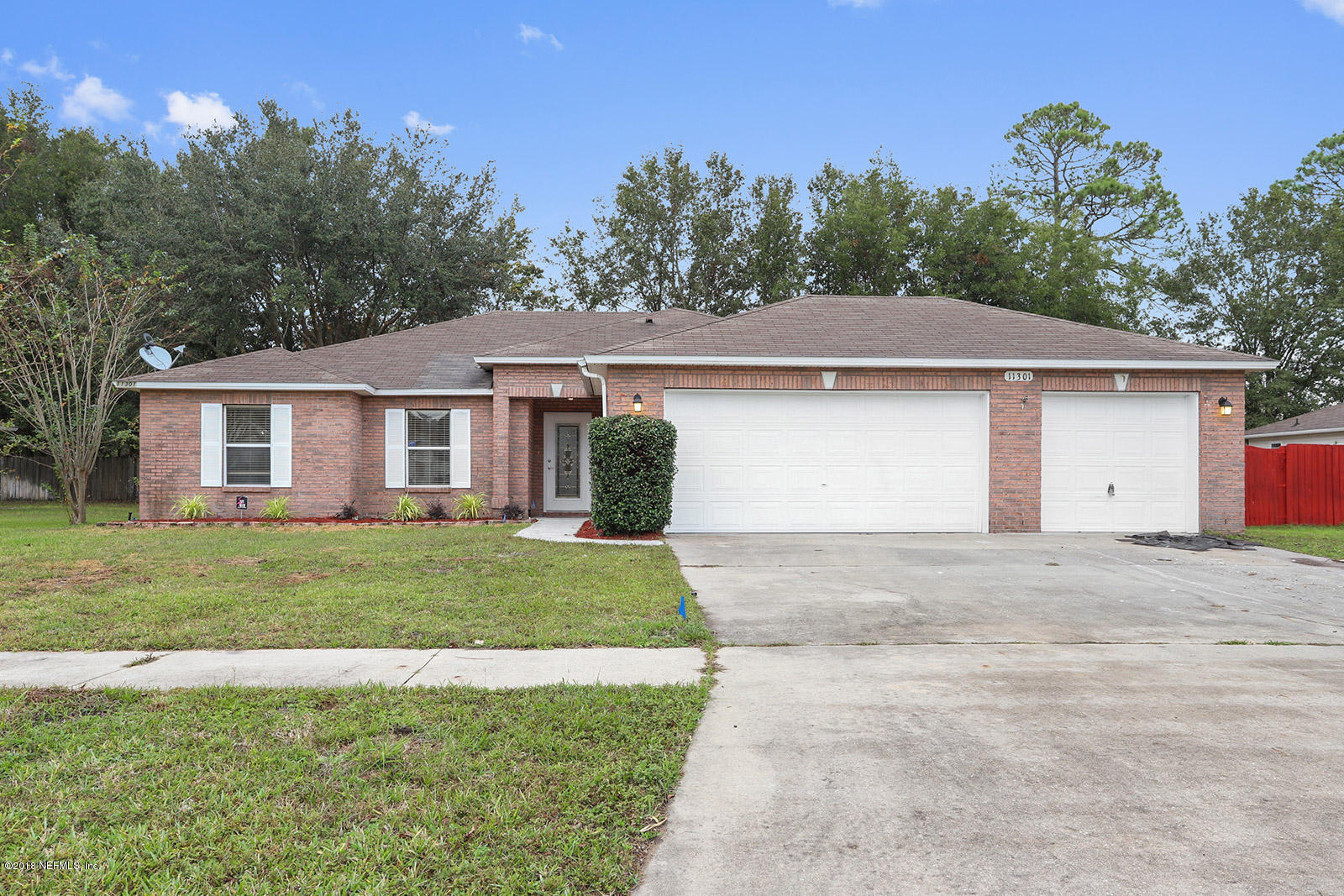 11301 MARTIN LAKES, JACKSONVILLE, FLORIDA 32220, 3 Bedrooms Bedrooms, ,2 BathroomsBathrooms,Residential - single family,For sale,MARTIN LAKES,965417