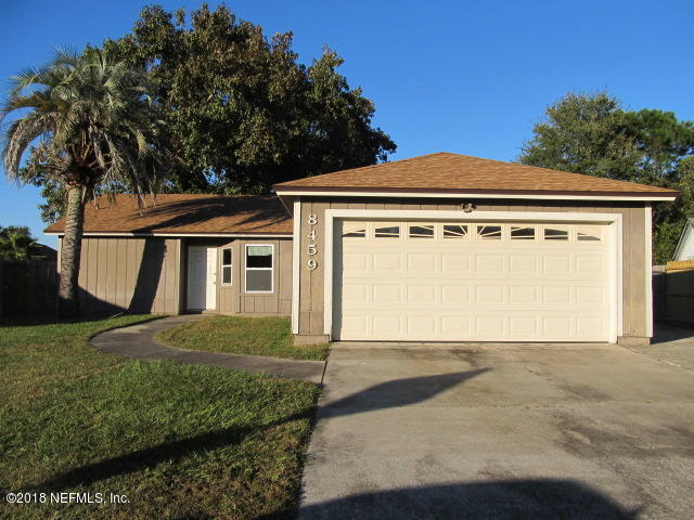 8459 GEMINI, JACKSONVILLE, FLORIDA 32216, 3 Bedrooms Bedrooms, ,2 BathroomsBathrooms,Residential - single family,For sale,GEMINI,965422