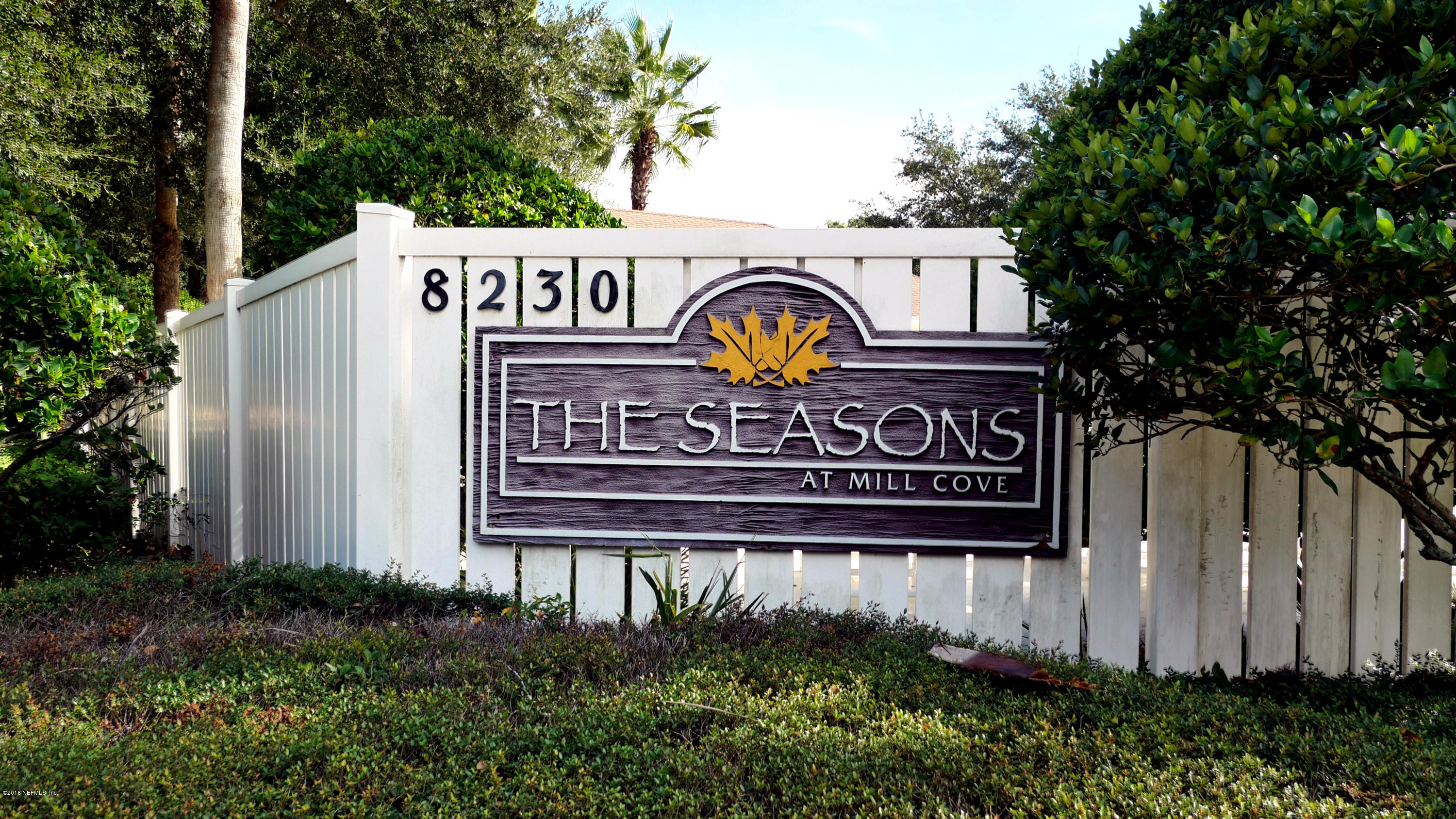 8230 DAMES POINT CROSSING, JACKSONVILLE, FLORIDA 32277, 2 Bedrooms Bedrooms, ,2 BathroomsBathrooms,Residential - condos/townhomes,For sale,DAMES POINT CROSSING,965521