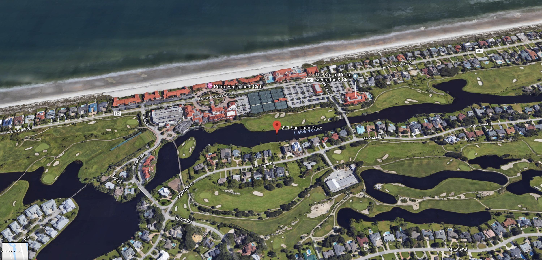 221 SAN JUAN, PONTE VEDRA BEACH, FLORIDA 32082, ,Vacant land,For sale,SAN JUAN,965527