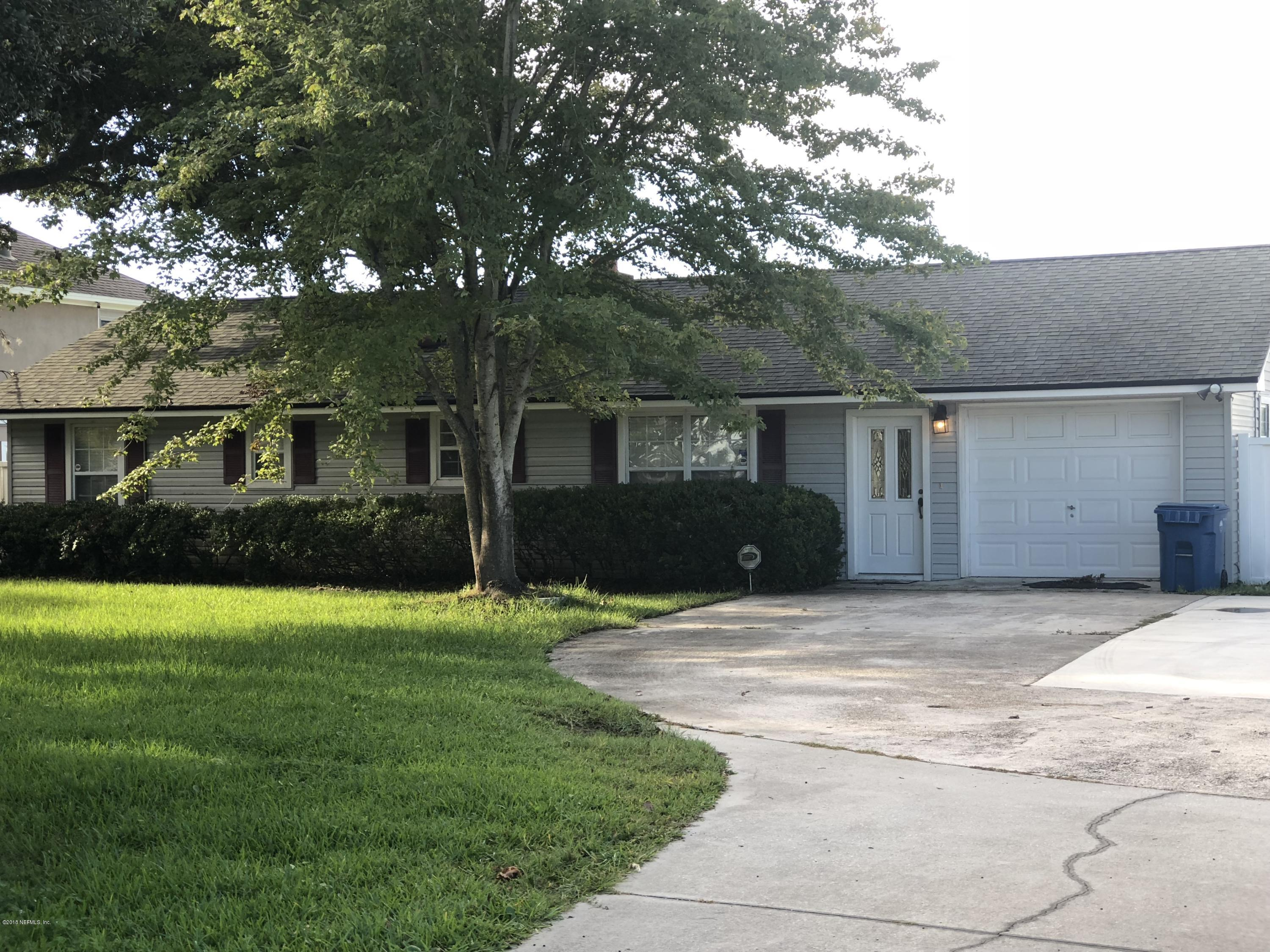 6116 HECKSCHER, JACKSONVILLE, FLORIDA 32226, 2 Bedrooms Bedrooms, ,1 BathroomBathrooms,Residential - single family,For sale,HECKSCHER,965552