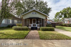 Photo of 1304 Challen Ave, Jacksonville, Fl 32205 - MLS# 965741