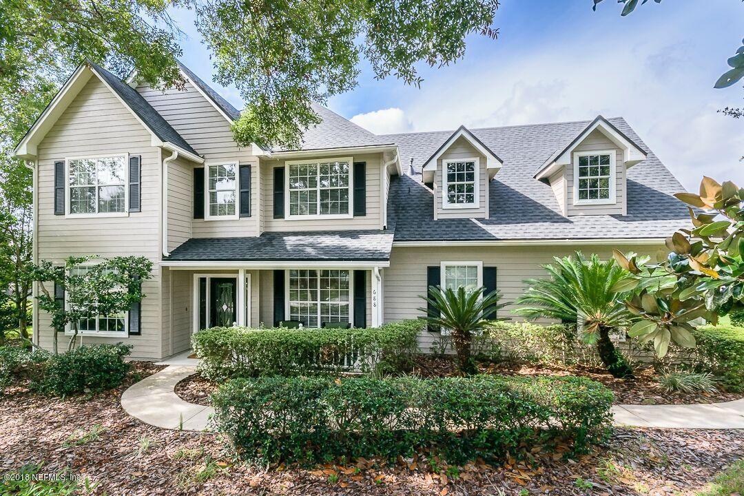 688 SANDRINGHAM, JACKSONVILLE, FLORIDA 32225, 4 Bedrooms Bedrooms, ,3 BathroomsBathrooms,Residential - single family,For sale,SANDRINGHAM,965740