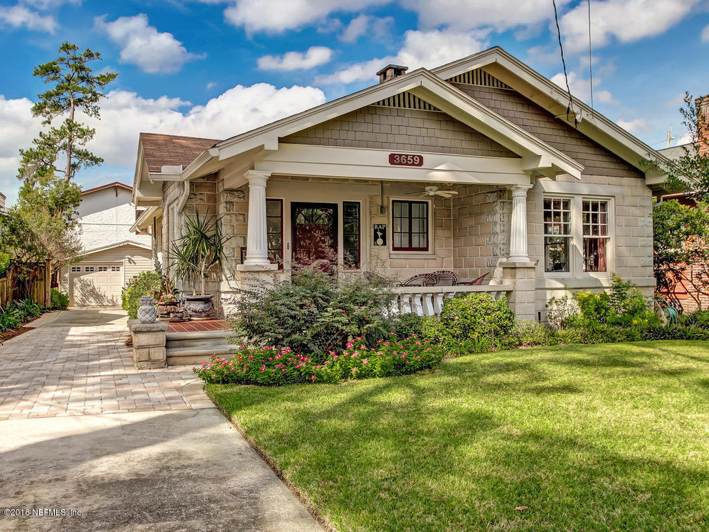 3659 RIVERSIDE, JACKSONVILLE, FLORIDA 32205, 2 Bedrooms Bedrooms, ,2 BathroomsBathrooms,Residential - single family,For sale,RIVERSIDE,966348