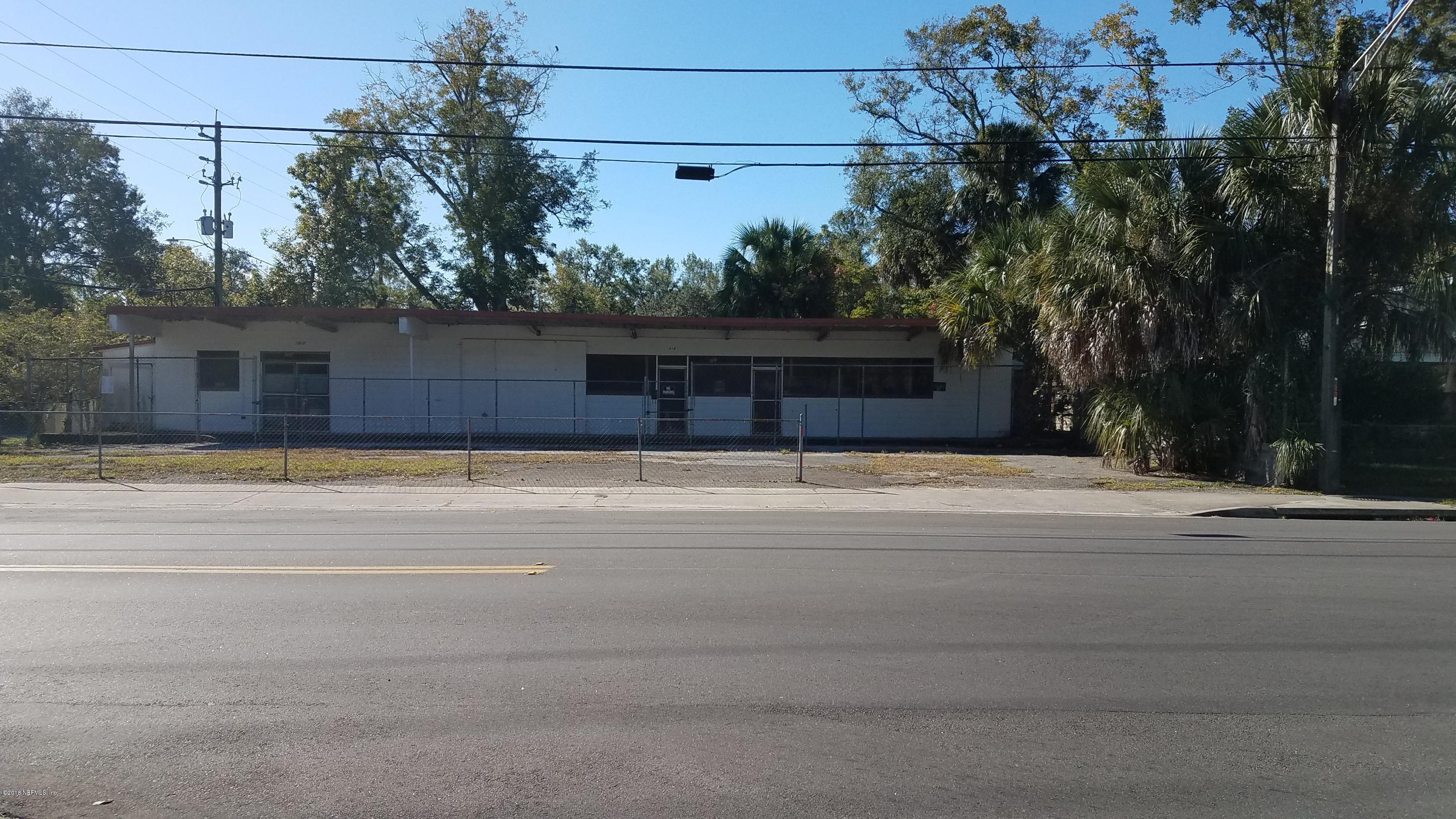 1912 45TH, JACKSONVILLE, FLORIDA 32209, ,Commercial,For sale,45TH,963367