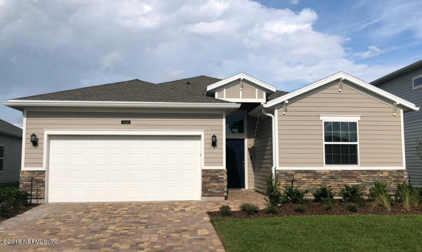 160 ASH BREEZE, ST AUGUSTINE, FLORIDA 32095, 4 Bedrooms Bedrooms, ,3 BathroomsBathrooms,Residential - single family,For sale,ASH BREEZE,966215
