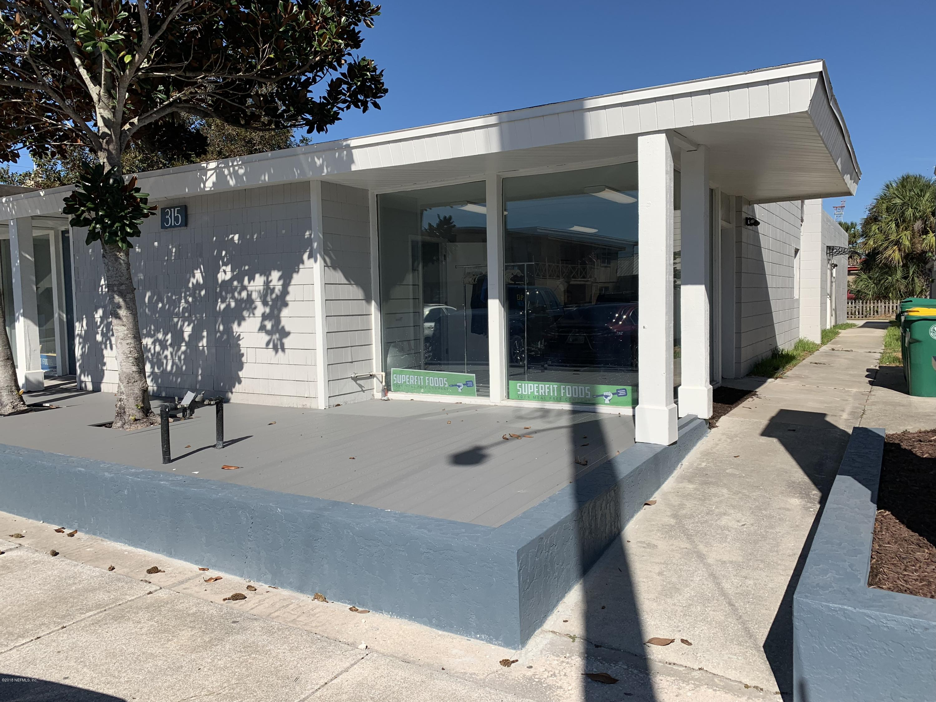 315 11TH, JACKSONVILLE BEACH, FLORIDA 32250, ,Commercial,For sale,11TH,966335