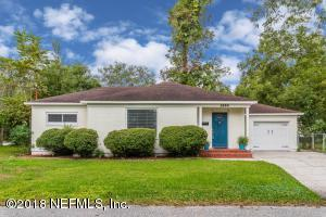 Photo of 3653 Hollingsworth St, Jacksonville, Fl 32205 - MLS# 956003