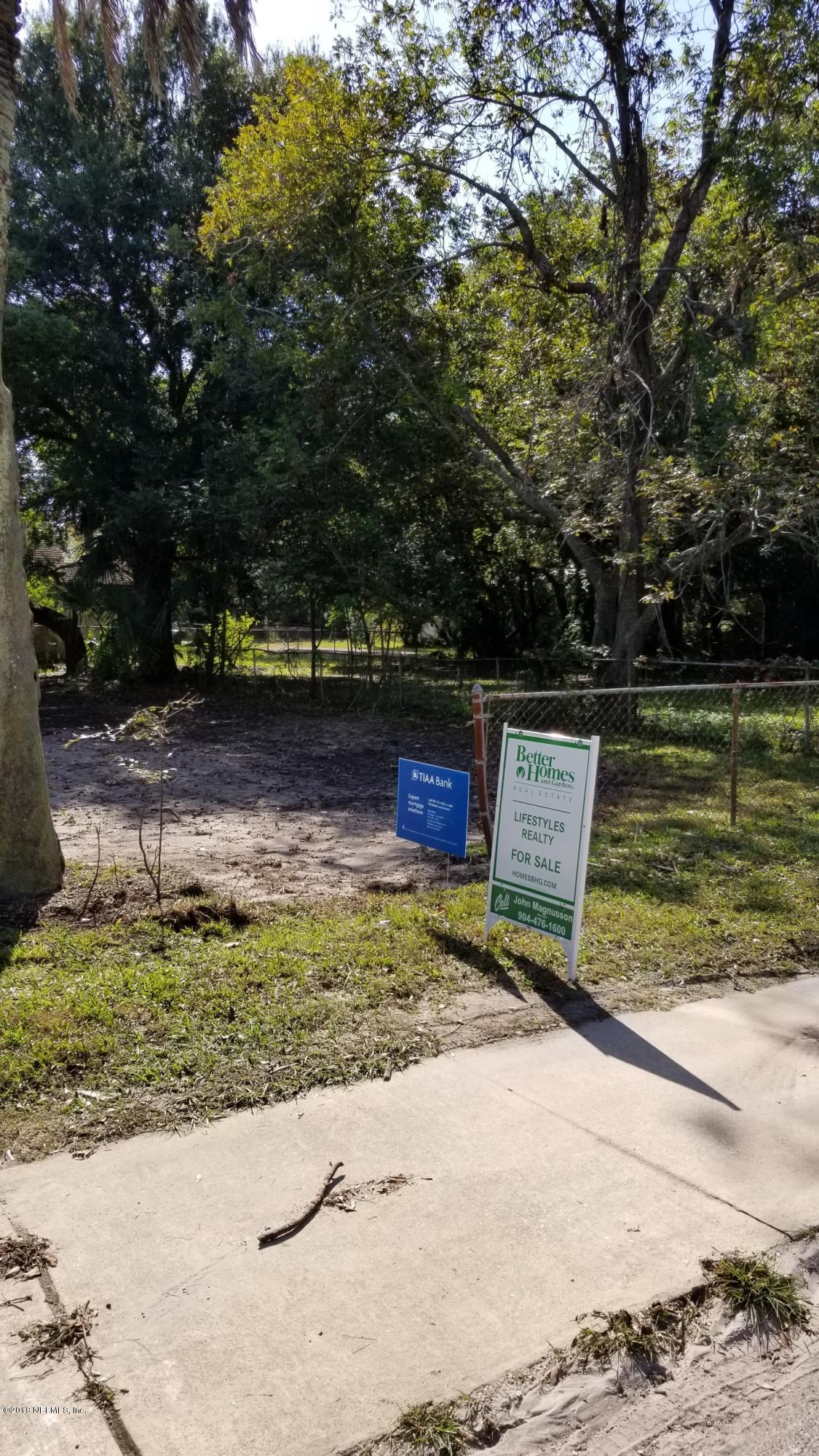 1816 30TH, JACKSONVILLE, FLORIDA 32206, ,Vacant land,For sale,30TH,966414