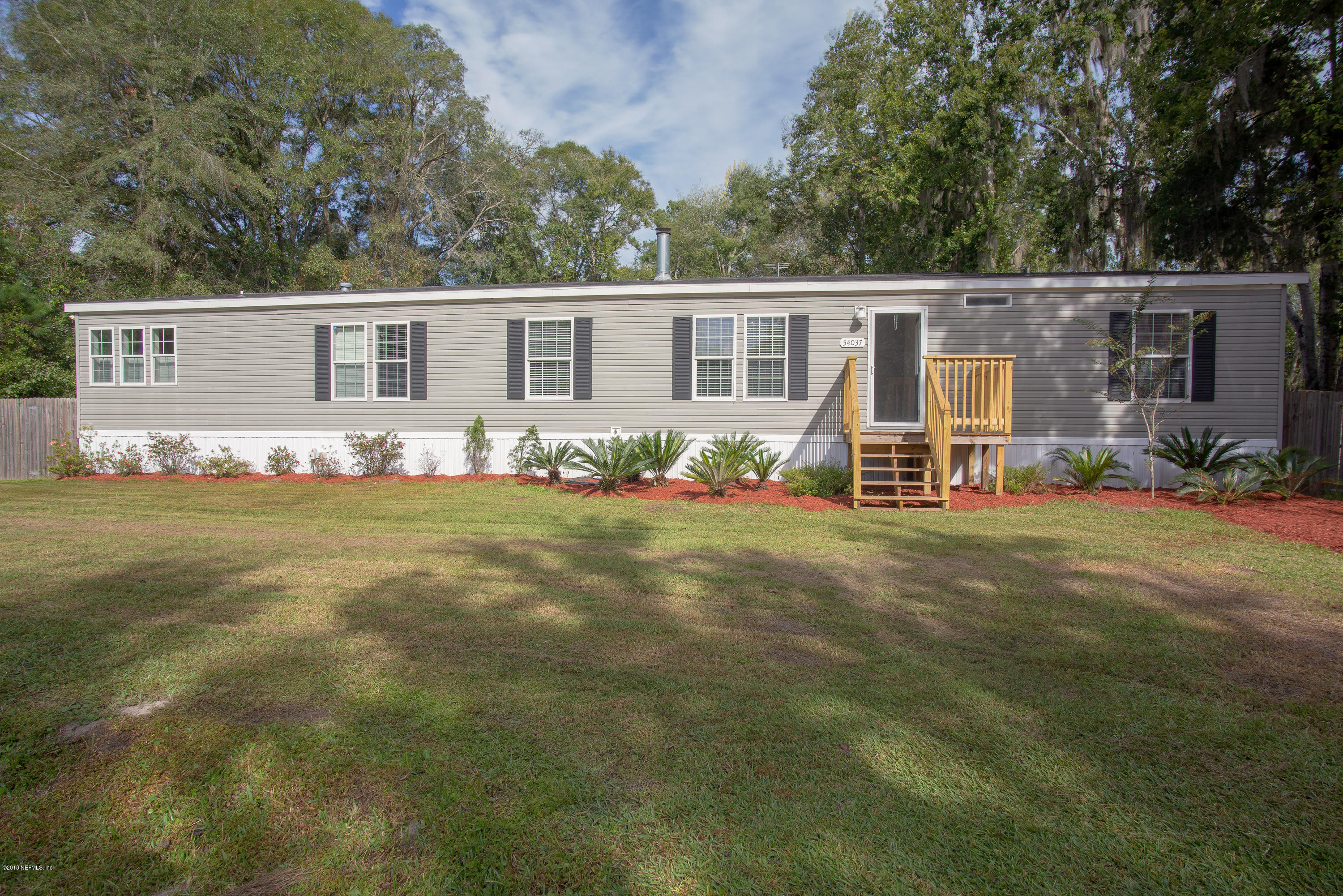 54037 PARKS, CALLAHAN, FLORIDA 32011, 4 Bedrooms Bedrooms, ,3 BathroomsBathrooms,Residential - mobile home,For sale,PARKS,966702