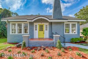 Avondale Property Photo of 1496 Challen Ave, Jacksonville, Fl 32205 - MLS# 966448