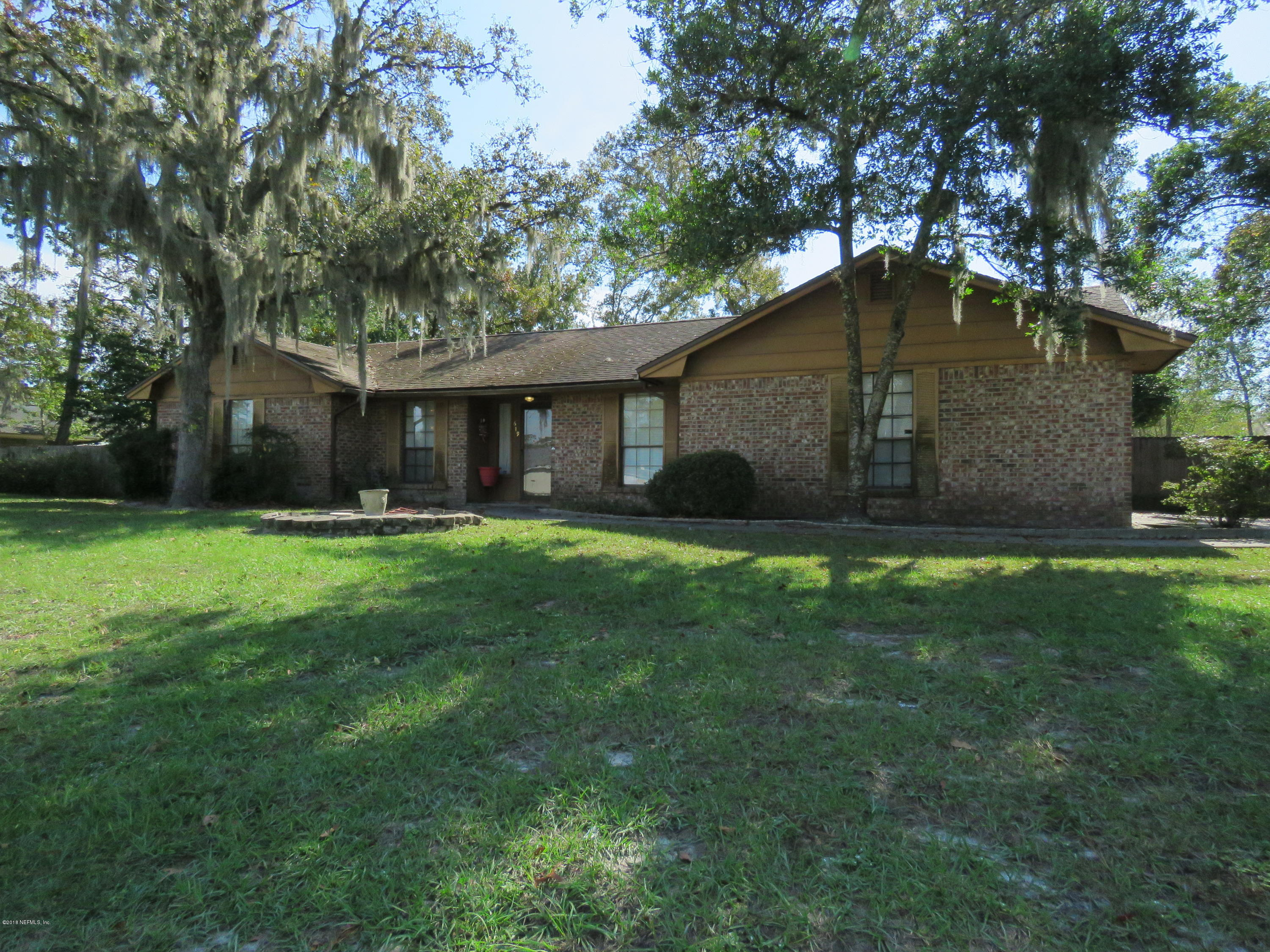 619 HARRISON, ORANGE PARK, FLORIDA 32065, 3 Bedrooms Bedrooms, ,2 BathroomsBathrooms,Residential - single family,For sale,HARRISON,966806