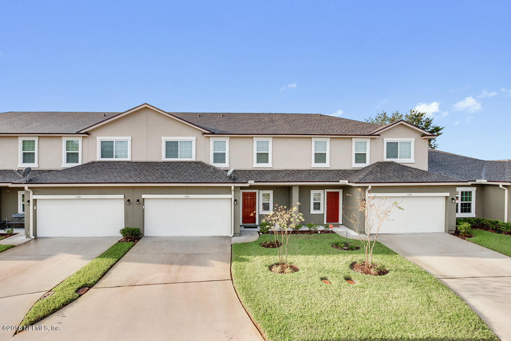 3342 CHESTNUT RIDGE, ORANGE PARK, FLORIDA 32065, 3 Bedrooms Bedrooms, ,2 BathroomsBathrooms,Residential - townhome,For sale,CHESTNUT RIDGE,966609