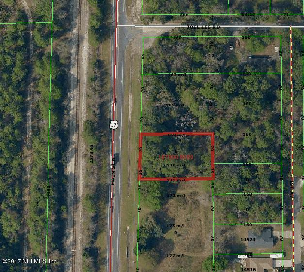 14547 MAIN, JACKSONVILLE, FLORIDA 32218, ,Vacant land,For sale,MAIN,966485