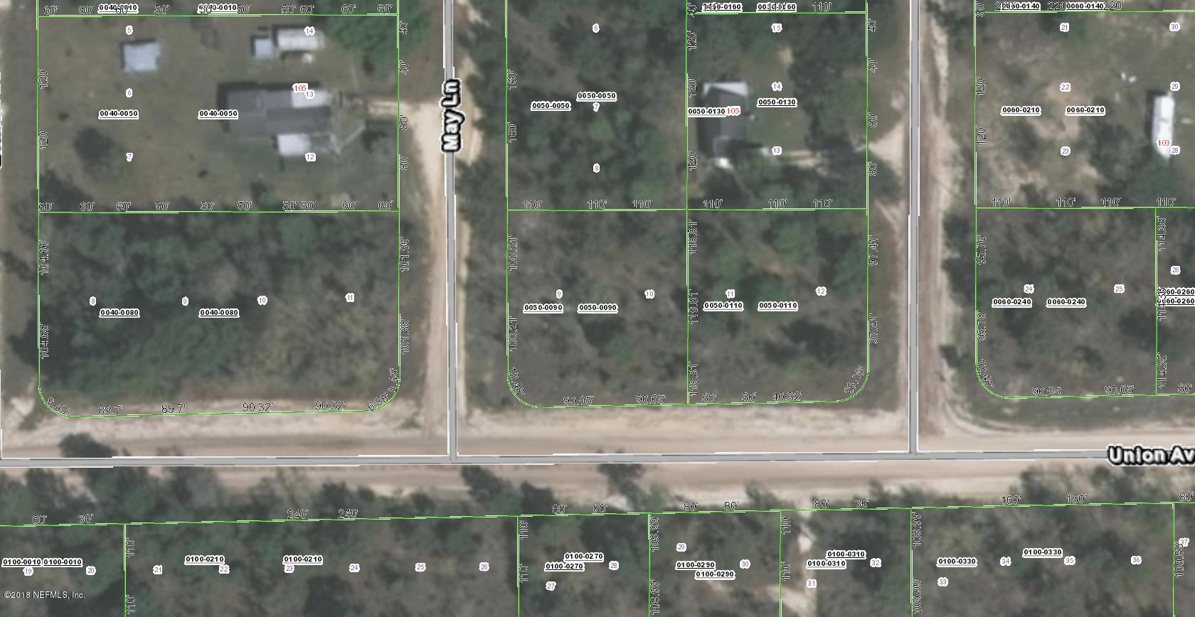 00 MAY, INTERLACHEN, FLORIDA 32148, ,Vacant land,For sale,MAY,966552
