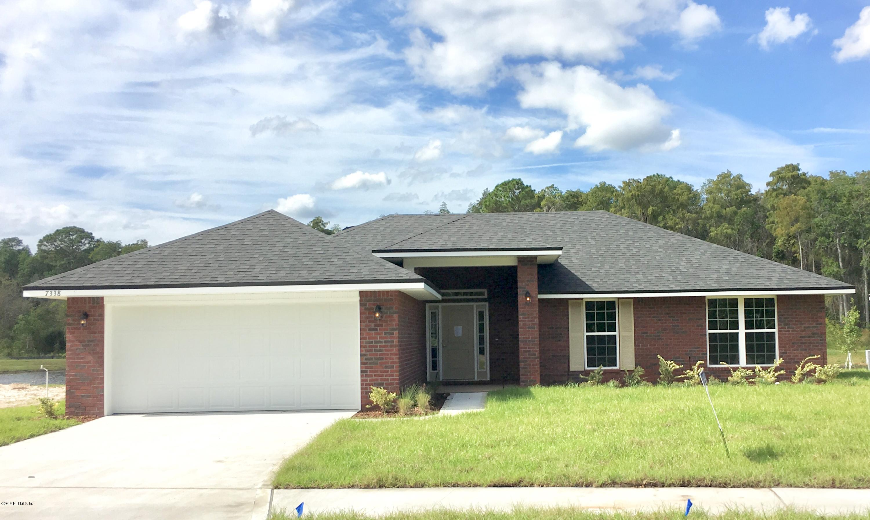 7338 ZAIN MICHAEL, JACKSONVILLE, FLORIDA 32222, 4 Bedrooms Bedrooms, ,2 BathroomsBathrooms,Residential - single family,For sale,ZAIN MICHAEL,943288
