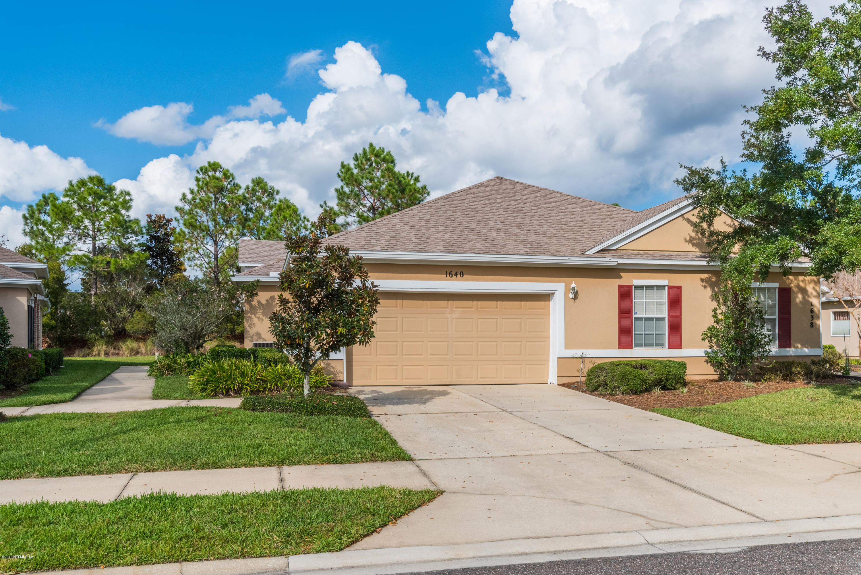 1640 CALMING WATER, FLEMING ISLAND, FLORIDA 32003, 3 Bedrooms Bedrooms, ,2 BathroomsBathrooms,Residential - single family,For sale,CALMING WATER,967162