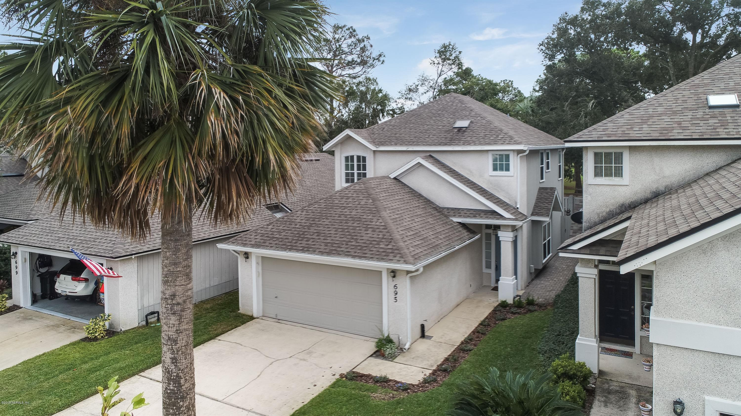 695 SELVA LAKES, ATLANTIC BEACH, FLORIDA 32233, 3 Bedrooms Bedrooms, ,2 BathroomsBathrooms,Residential - townhome,For sale,SELVA LAKES,966669