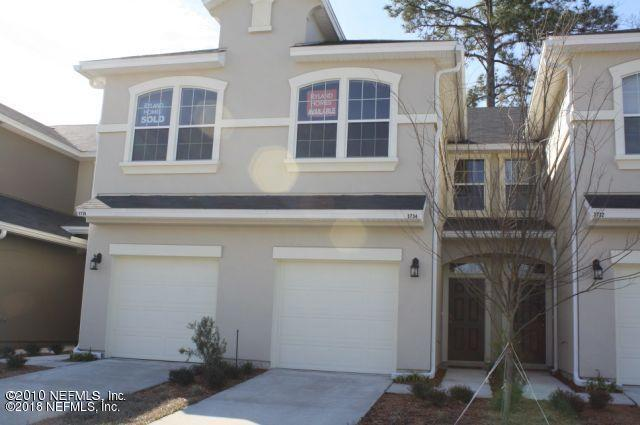3712 AMERICAN HOLLY, JACKSONVILLE, FLORIDA 32226, 3 Bedrooms Bedrooms, ,2 BathroomsBathrooms,Residential - townhome,For sale,AMERICAN HOLLY,966676