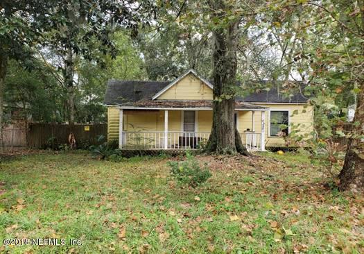 1251 ORTON, JACKSONVILLE, FLORIDA 32205, 3 Bedrooms Bedrooms, ,1 BathroomBathrooms,Residential - single family,For sale,ORTON,966688