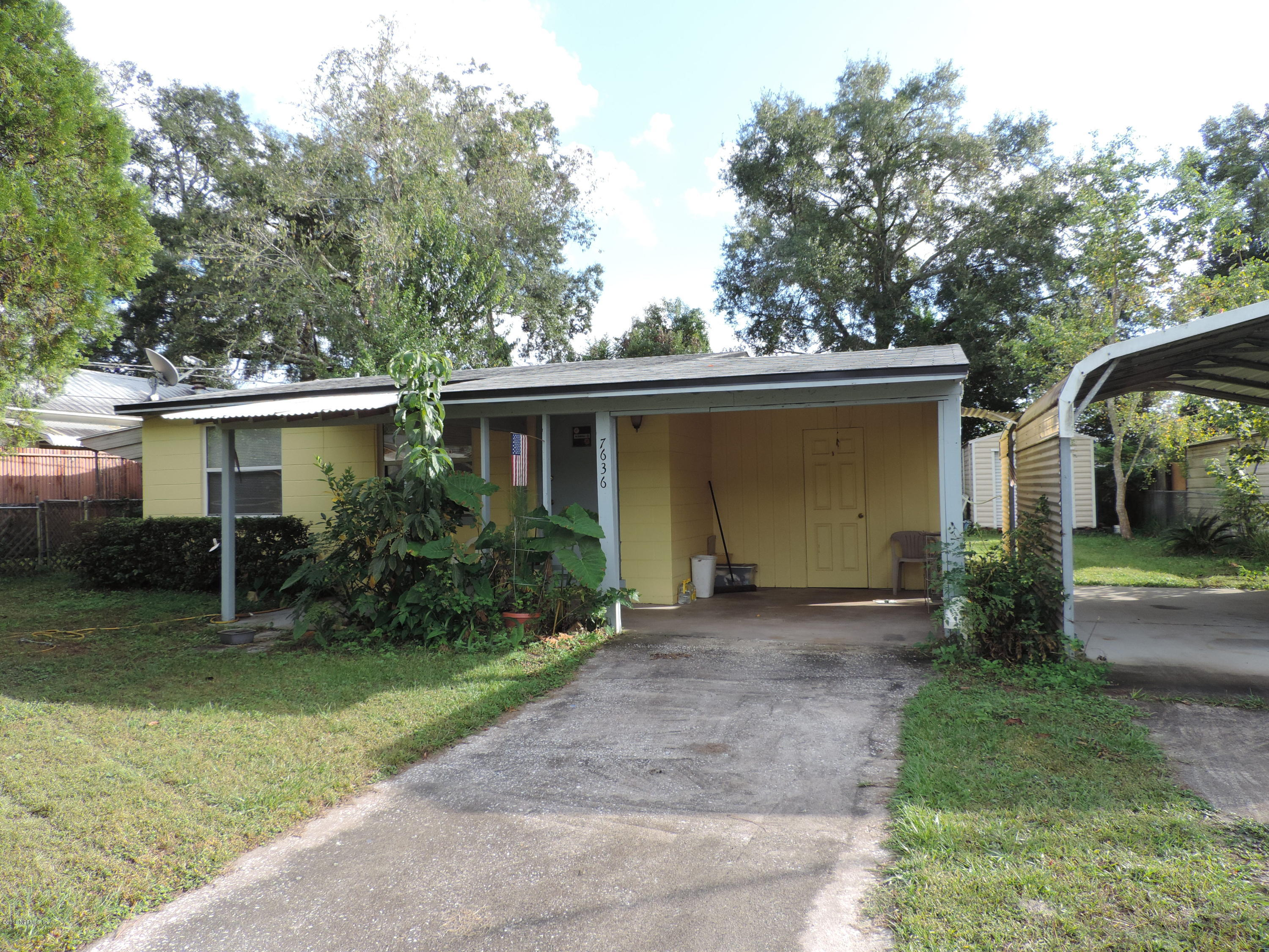 7636 BERRY, JACKSONVILLE, FLORIDA 32211, 2 Bedrooms Bedrooms, ,1 BathroomBathrooms,Residential - single family,For sale,BERRY,966757